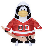 Hockey Plush