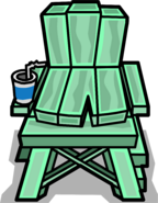 Lifeguard Chair sprite 002