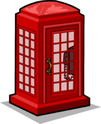 Telephone Box sprite 001