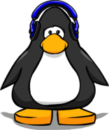 Blue Headphones445566