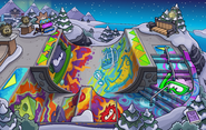 Holiday Party 2015 Skatepark