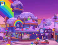 Igloos & Interiors exterior Rainbow Celebration