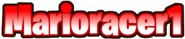 Marioracer1 font