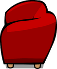 Red Plush Couch sprite 003