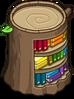 Stump Bookcase sprite 068