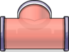 T-joint Puffle Tube sprite 058
