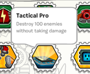 Tactical pro stamp book