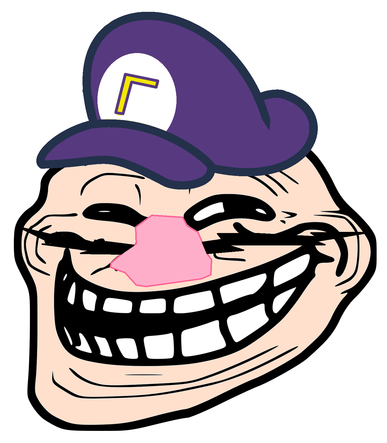 Image trollface pngg club penguin wiki fandom powered by trollface pngg voltagebd Images