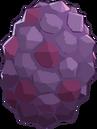 Prehistoric 2014 Eggs Triceratops Dark Purple