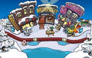 Sensei's Water Scavenger Hunt Town