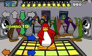 Dance contest moves