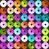 Discos Multicolor