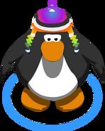 Multi-Colored Chullo In-Game