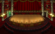 Muppets World Tour Stage