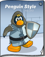 Penguin Style May 2012