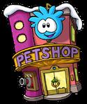 PuffleParty2014PetShopExterior