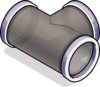 T-joint Puffle Tube sprite 067