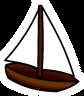 Toy Sailboat Pin