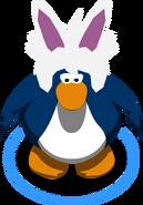 Gorro de Puffle Conejo juego