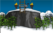 Herbert's Corn Base entrance