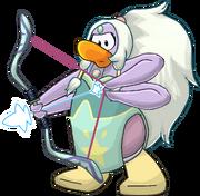 Opal Steven Universe Club Penguin