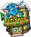 Penguin Cup Pet Shop exterior