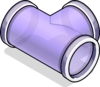 T-joint Puffle Tube sprite 063