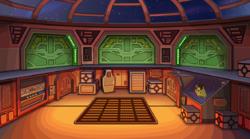 Base del Inquisidor Star Wars Rebels