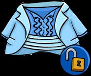 Blue Tuxedo unlockable icon