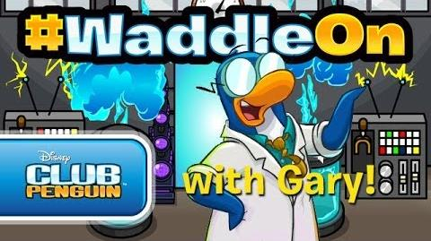 Club Penguin - WaddleOn..