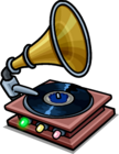 Gramophone sprite 002
