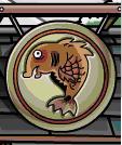 Mullet gong