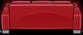 Red Designer Couch sprite 017