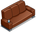 Brown Designer Couch sprite 030