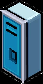 Casillero de UCP icono