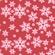 Copos de nieve Calcomanía