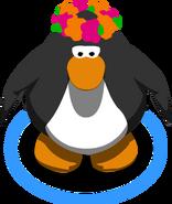 Flower Headdress ingame