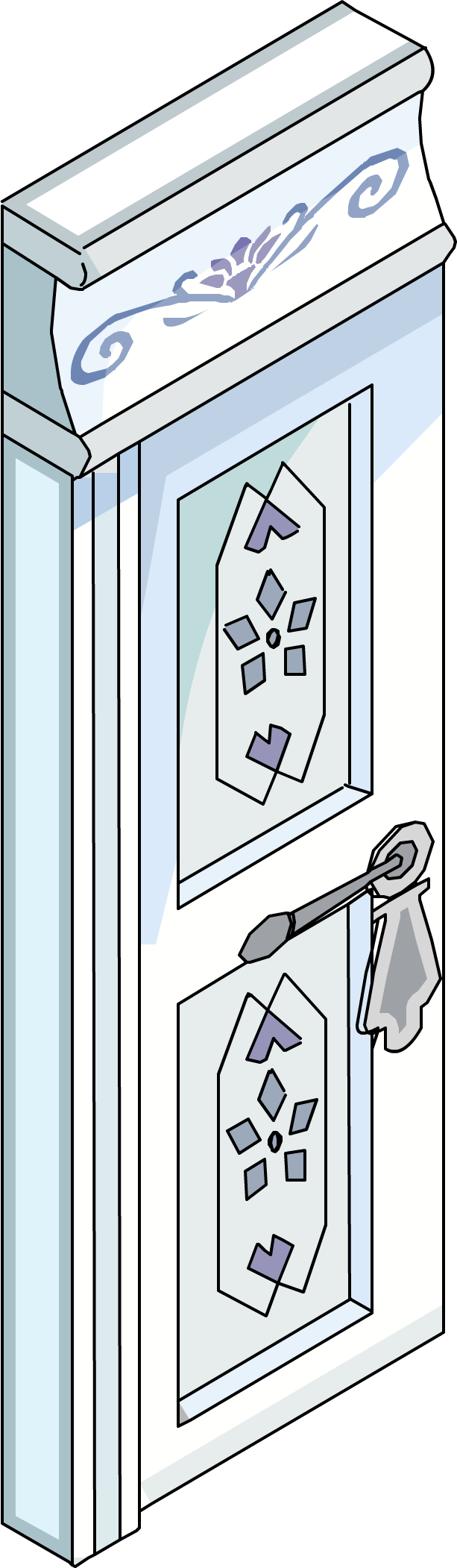 Left Princess Door  sc 1 st  Club Penguin Wiki - Fandom & Left Princess Door | Club Penguin Wiki | FANDOM powered by Wikia