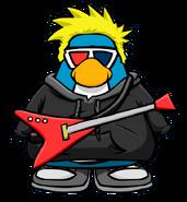 Member penguin player card look 11223344
