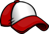 New Player Red Baseball Hat icon