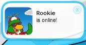 Rookie Online