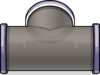 T-joint Puffle Tube sprite 057