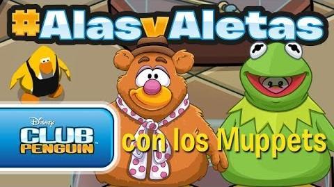 AlasyAletas ¡Con Los Muppets!