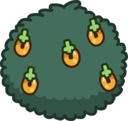 Arbusto de Puffitos Variados icono