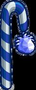 Bastón de Caramelo de Cristal 2