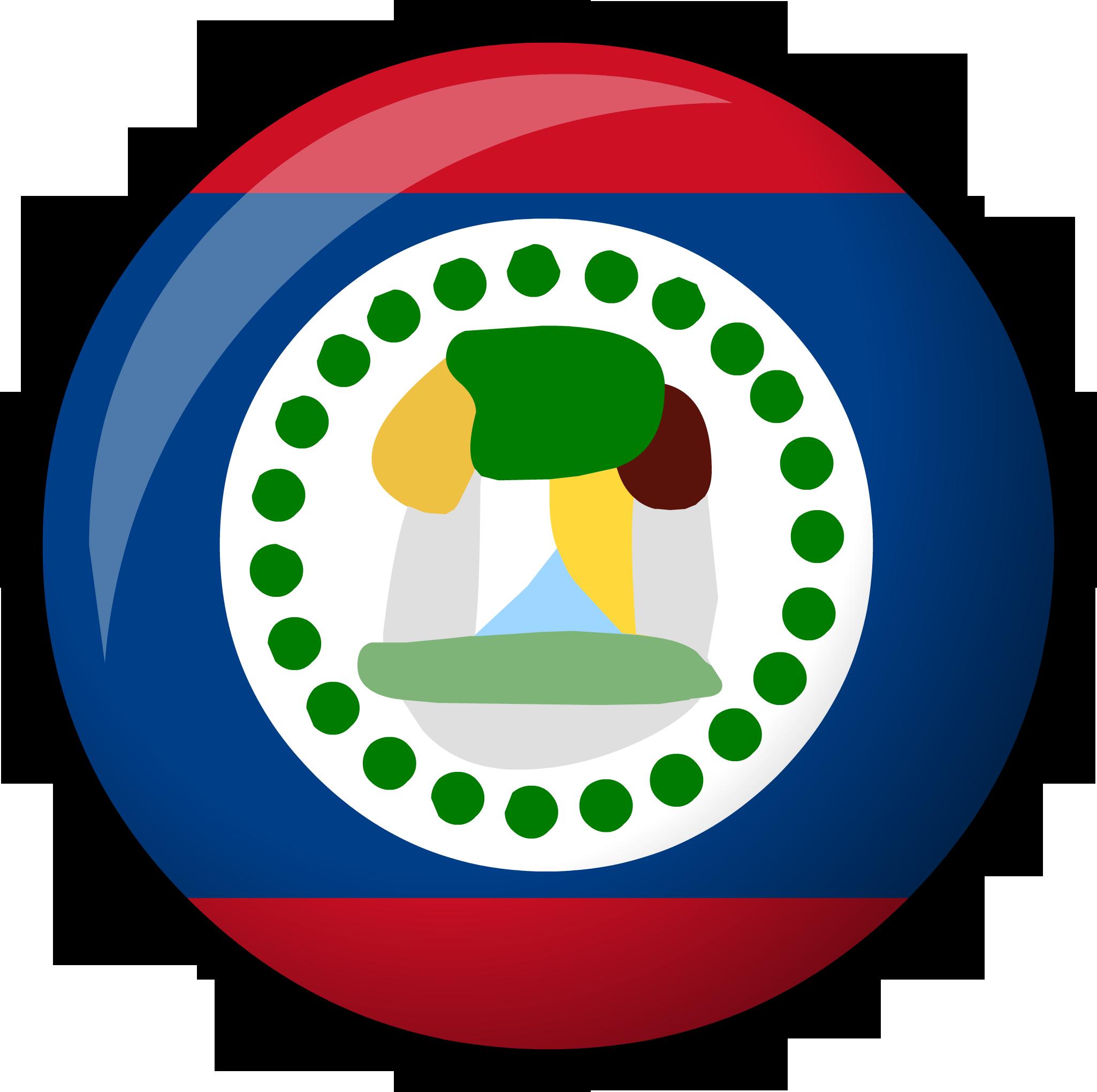 Belize Flag Emoji 64890 | METABLUEDB
