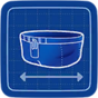 Blueprint Swimmers icon