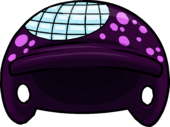 Disco Dome (Puffle Hat)