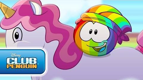 It's the Rainbow Pu..