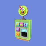 Máquina Vendedora Icono